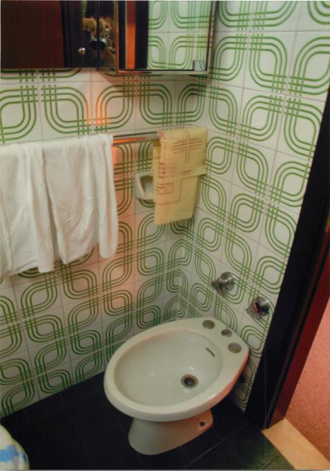 イタリアのホテルのトイレに必ずあるビデ