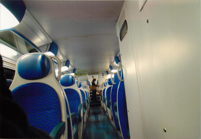 イタリアミラノ近郊鉄道