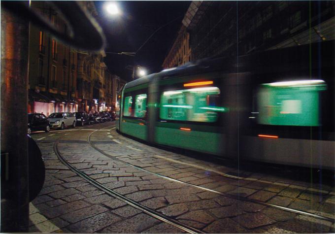イタリア トラム