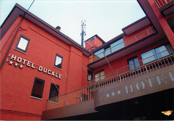 ベネチアのホテルドゥカーレ