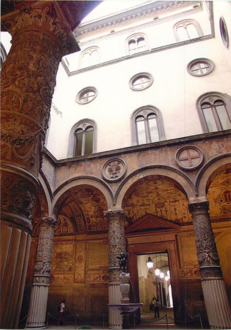 ヴェッキオ宮殿