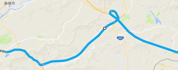 大阪からディズニーランドへのルート